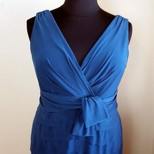 Jones NY Surplice Sheath Dress